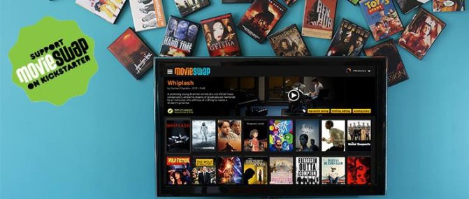 Parlons #crowdfunding : MovieSwap